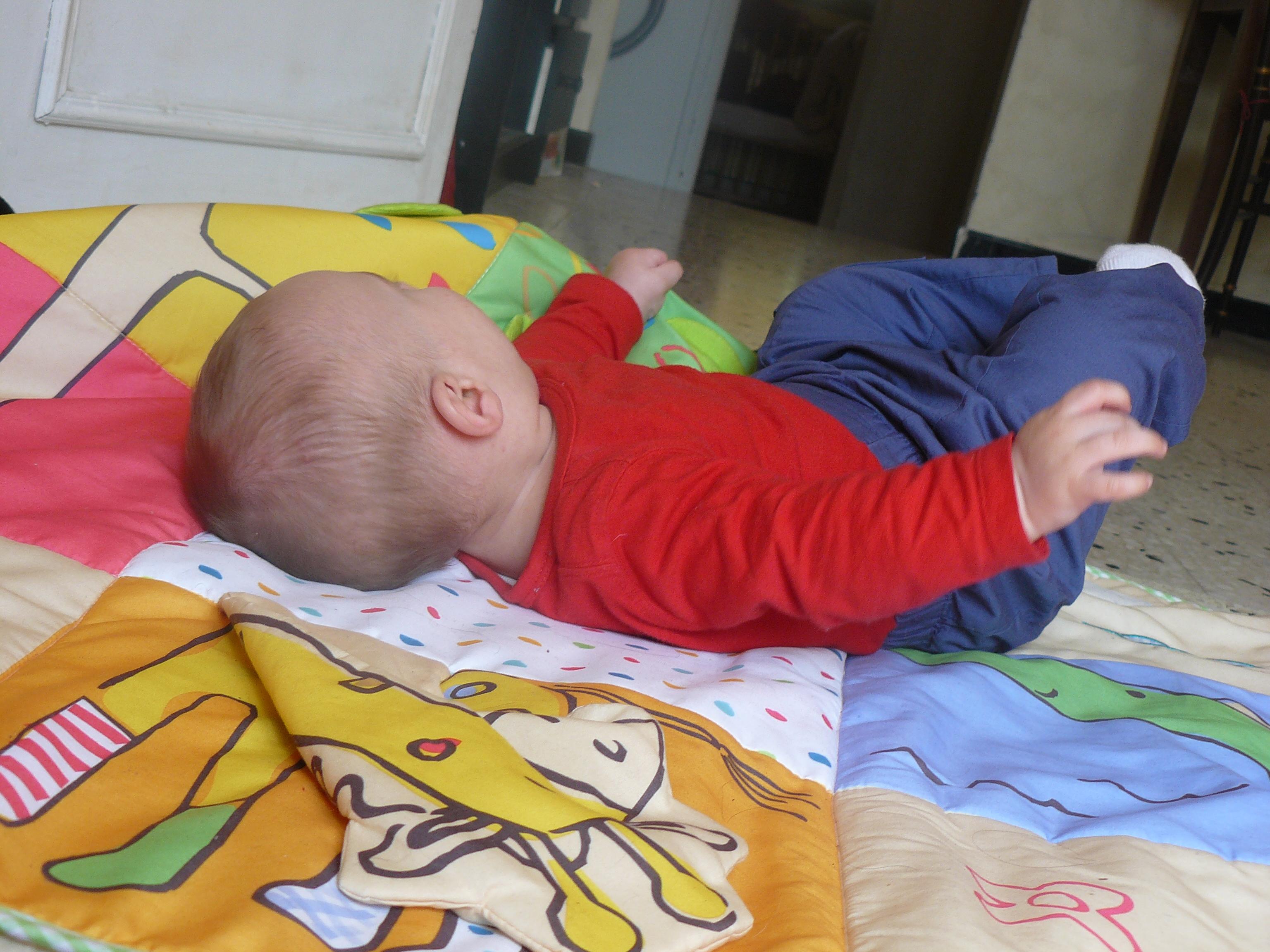 Lit Au Sol Montessori Quel Age la motricité libre vous connaissez ? vous pratiquez